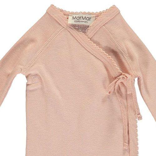 MarMar Copenhagen Belita Newborn Baby Body Rose (Romper)-3