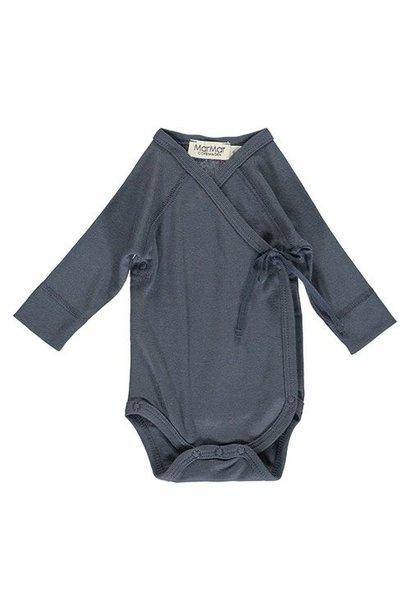 MarMar Copenhagen Belita Newborn Baby Body Blue (Romper)