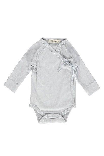 MarMar Copenhagen Belita Newborn Baby Body Pale Blue (Romper)