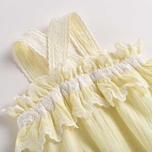 Louise Misha Rompers Oria French Vanilla (Romper)-4
