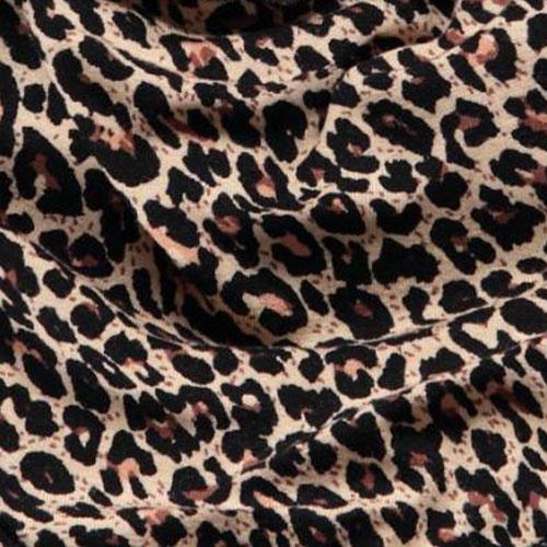 MarMar Copenhagen Leo Beanie Leopard Hat Brown Leo Panterprint (Muts)-4