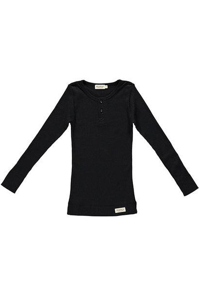 MarMar Copenhagen Basic Tee LS Black (T-shirt)