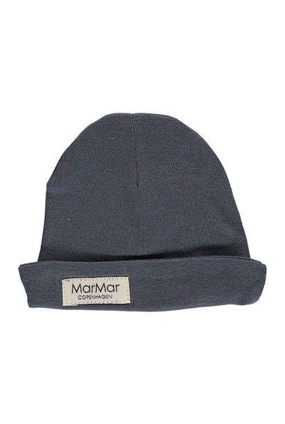 MarMar Copenhagen Aiko Newborn Hat Blue (Babymuts)