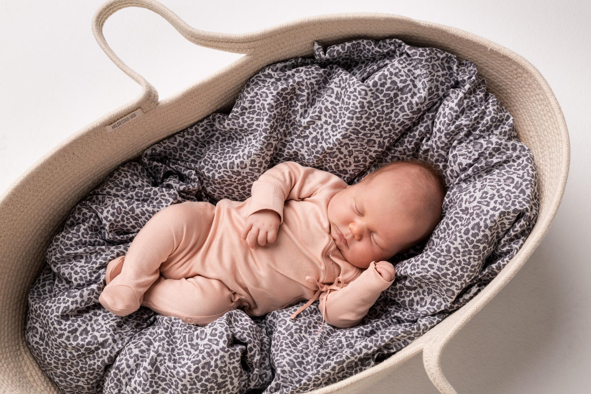 MarMar Copenhagen Rubetta Newborn Romber Rose (Romper)-2