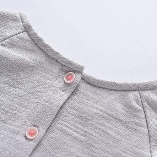 Louise Misha Sweat Top Sujan Grey-8