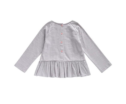 Louise Misha Sweat Top Sujan Grey-9