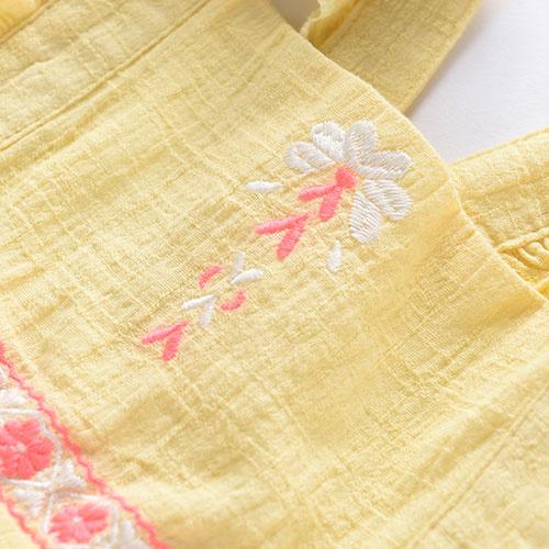 Louise Misha Top Pushkar Lemon-6