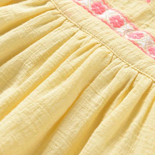 Louise Misha Top Pushkar Lemon-7