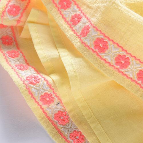 Louise Misha Top Pushkar Lemon-8