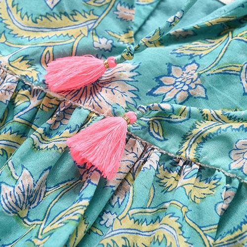 Louise Misha Top Nasden Bloom Flower-4
