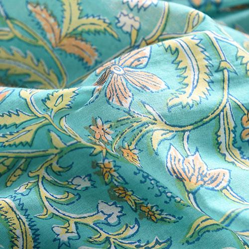 Louise Misha Dress Minaksi Bloom Flower (Jurk)-8