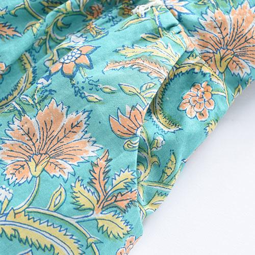 Louise Misha Dress Minaksi Bloom Flower (Jurk)-9