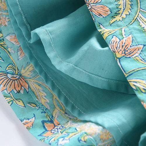 Louise Misha Dress Minaksi Bloom Flower (Jurk)-10
