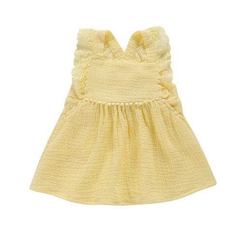 Louise Misha Dress Magic Lemon (Jurk)-1