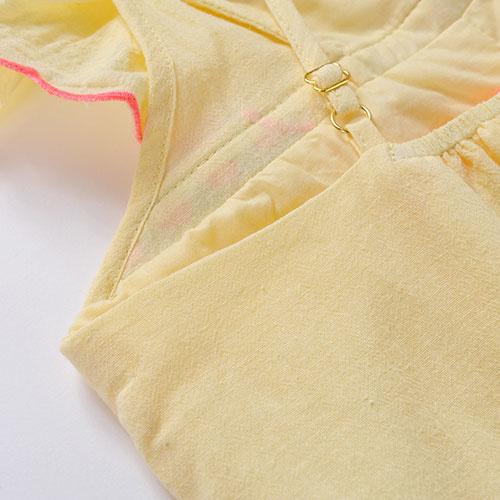 Louise Misha Overall Mumbai Lemon (Jumpsuit)-8