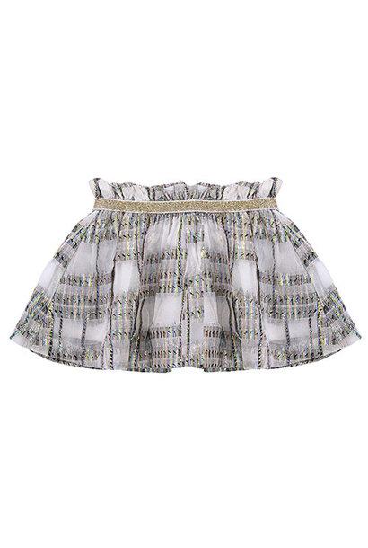 Louise Misha Skirt Samana White Rainbow (Rok)
