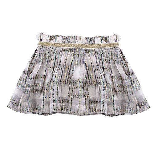 Louise Misha Skirt Samana White Rainbow (Rok)-7