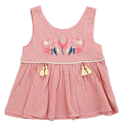 Louise Misha Top Acacia Rusty (Shirt)-1