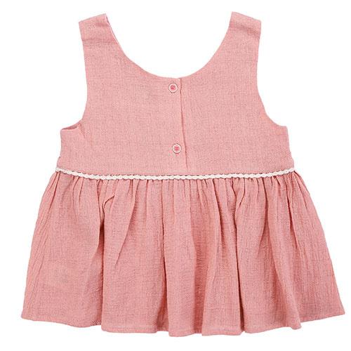 Louise Misha Top Acacia Rusty (Shirt)-7
