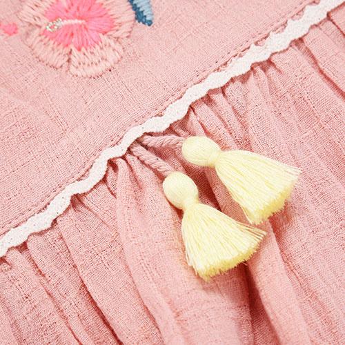 Louise Misha Top Acacia Rusty (Shirt)-6