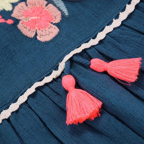 Louise Misha Top Acacia Lagoon (Shirt)-4