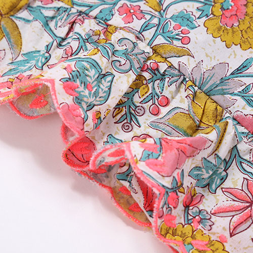 Louise Misha Top Figaria Multi Flowers (Shirt)-5