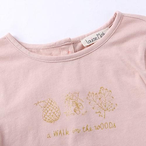 Louise Misha Tee Gabor Shamallow (Shirt)-2
