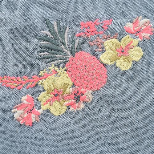 Louise Misha Tee Adewale Silver Cloud (T-shirt)-5