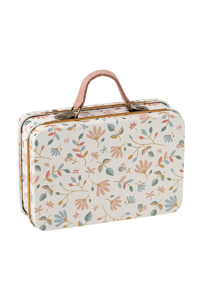 Maileg Suitcase, metal - Merle light (speelgoed koffertje)