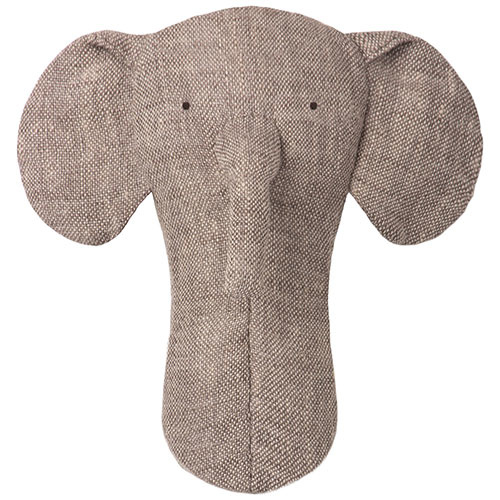 Maileg Noah's Friends, Elephant Rattle (rammelaar olifant)-1