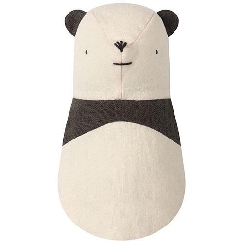 Maileg Noah's Friends, Panda Rattle (rammelaar pandabeer)-1