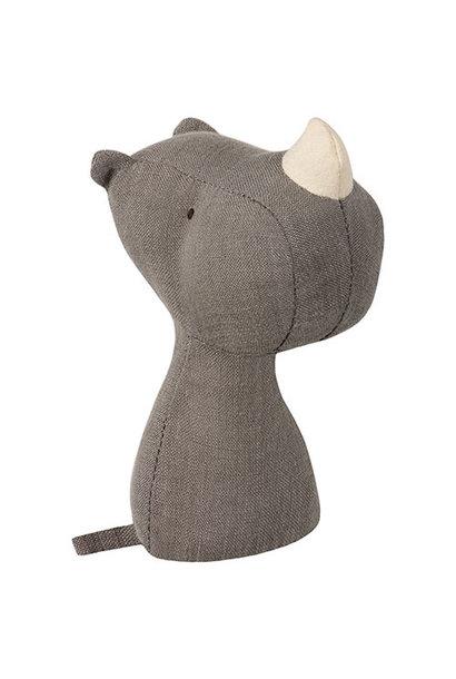 Maileg Noah's Friends, Rhino Rattle (rammelaar neushoorn)