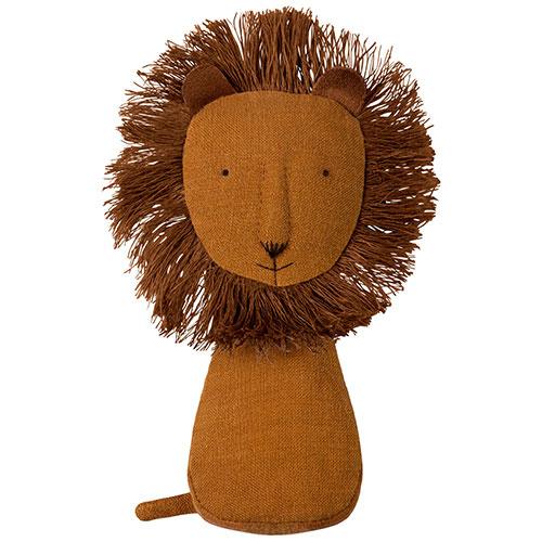 Maileg Noah's Friends, Lion Rattle (rammelaar leeuw)-1
