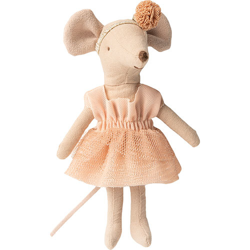 Maileg Dance mouse, Big sister - Giselle (muis)-1