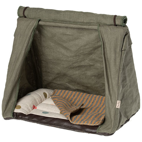 Maileg Happy camper tent, Mouse (muis)-1