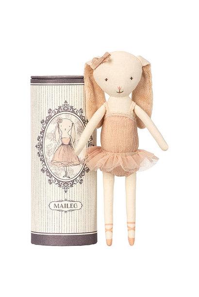 Maileg Dancing ballerina bunny in tube (konijn)