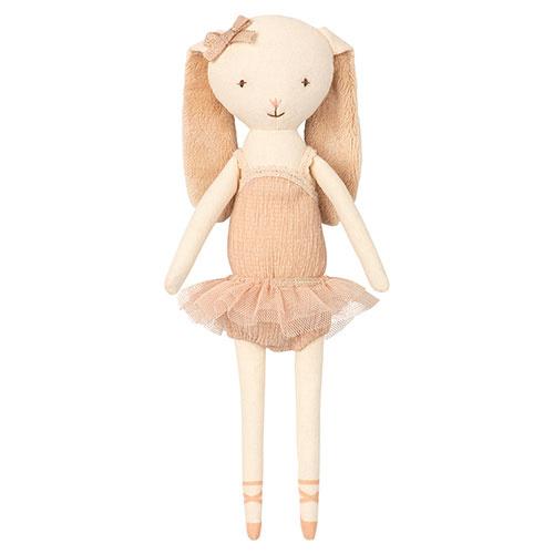 Maileg Dancing ballerina bunny in tube (konijn)-3