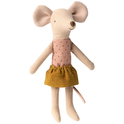 Maileg Big sister mouse in matchbox (muis)-2