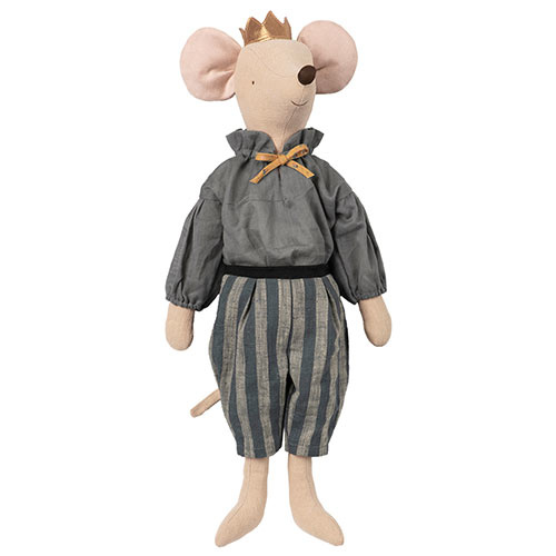 Maileg Prince, Maxi mouse (muis)-1