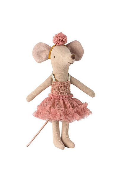 Maileg Dance mouse, Big sister - Mira Belle (muis)