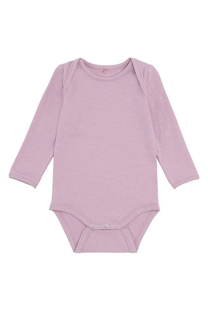 Soft Gallery Bob Body Mauve Shadows Soft Owl (Romper)