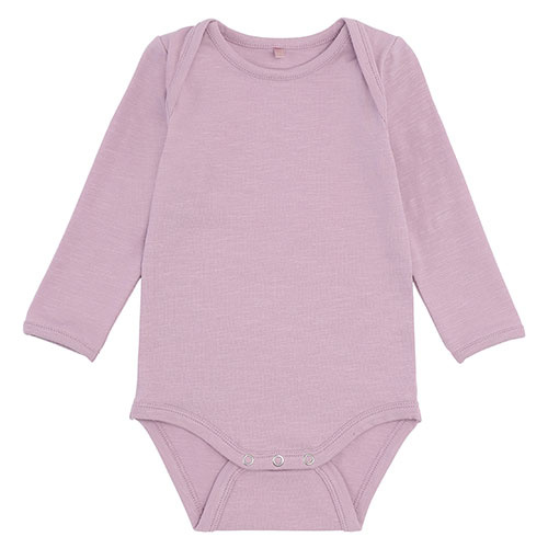 Soft Gallery Bob Body Mauve Shadows Soft Owl (Romper)-1