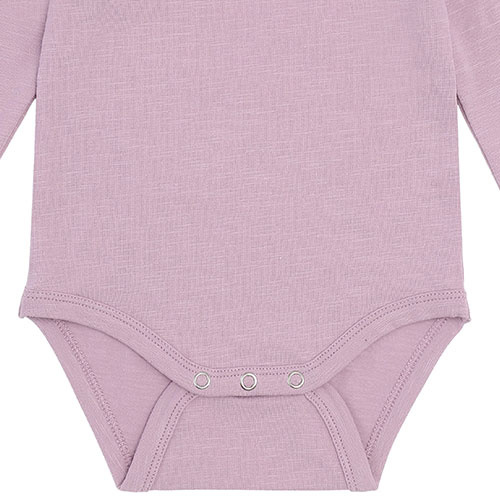 Soft Gallery Bob Body Mauve Shadows Soft Owl (Romper)-3