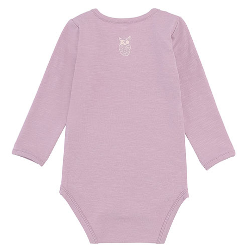Soft Gallery Bob Body Mauve Shadows Soft Owl (Romper)-4