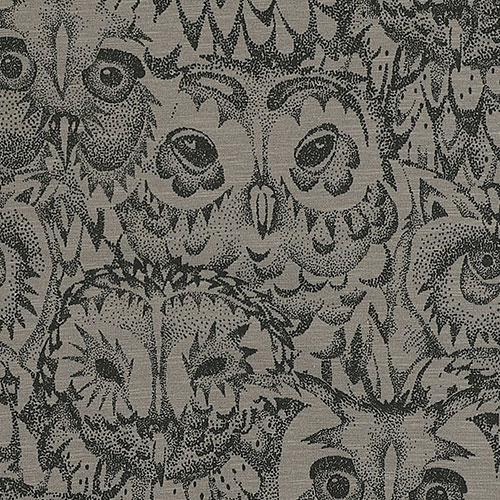 Soft Gallery Ben Bodysuit Vetiver AOP Owl Vetiver (Romper)-5