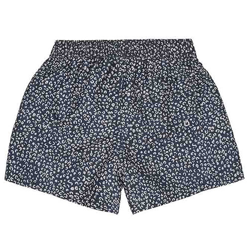 Soft Gallery Dandy Swim Pants Blue AOP Leospot (Zwembroek)-7