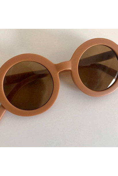 Grech & Co Sustainable Kids Sunglasses Spice (Zonnebril)
