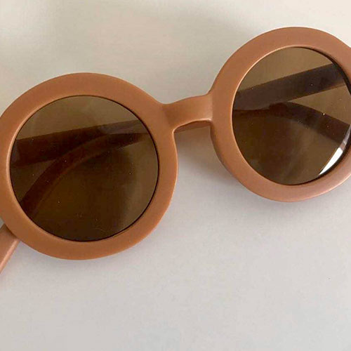 Grech & Co Sustainable Kids Sunglasses Spice (Zonnebril)-1