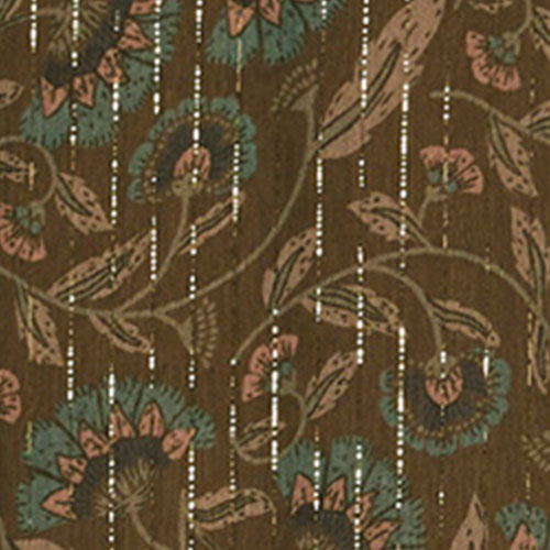 Louise Misha Women Skirt Yungalina Lurex Folk Flowers (Rok)-7