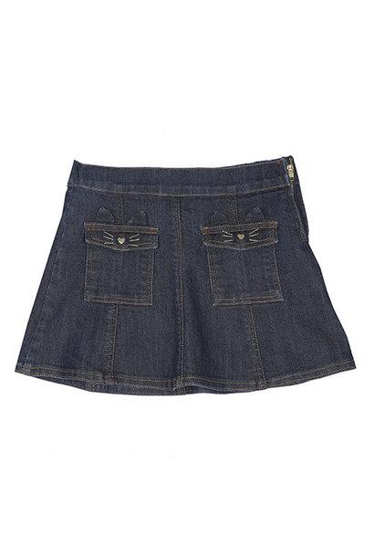 Emile et Ida Jupe Denim Skirt (Rok)